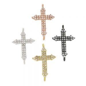 Crystal Cross Bracelets
