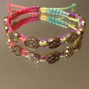 Gold Miraculous Bracelets